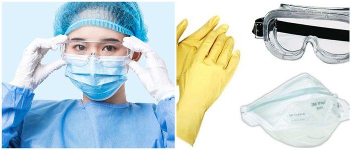 Средства защиты для работы с фунгицидами